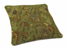 Brocade Floral Square Decorative Cushions