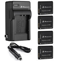 Li-90B Li-92B Battery Charger for Olympus SH-1 SH-50 iHS SH-60 SP-100 Tough TG-1