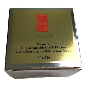 Ceramide Elizabeth Arden Lift & Firm Makeup SPF 15 Sunscreen 30 mL Spice 16