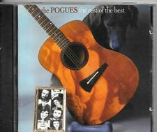 CD COMPIL 16 TITRES--THE POGUES--THE BEST OF THE BEST