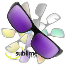 POLARIZED Metallic Indigo Purple Replacement Lenses For Ray Ban RB4075