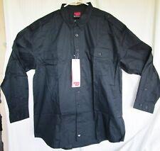New Men XXL Massif Black Long Sleeve Tactical Snake River Field Shirt