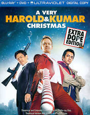 A Very Harold & Kumar Christmas [Blu-ray], DVD, Tom Lennon, Kal Penn, Neil Patri