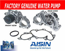 NEW OEM FACTORY AISIN WATER PUMP ASSY 16100-69535  WPT-048 V6 3.4 5VZFE ENG