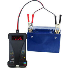 12V Digital ATV Motorcycle Battery Tester Charging Circuit Analyzer Tool