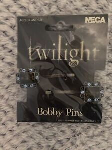 Twilight - Hair- set of 2 bobby pins Image Crest - NECA
