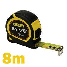 Stanley Tylon Tape Measure Length: 8m (26ft) x Width: 25mm New