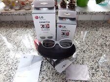 3D-Brille klar mit Hülle - NEU und ORIGINAL VERPACKT - LG AG-F330