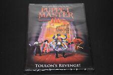 Puppet Master 3 (Toulons Revenge)  DVD New, Sealed!