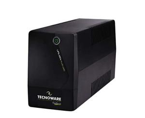 TECNOWARE UPS FGCERAPL1202SCH ERA PLUS 1200VA 840W SCHUKO TOGETHER ON BAT.9A