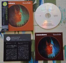 Klaus Schulze - Japan Mini LP CD Moondawn - Krautrock Electronic ARC-7271