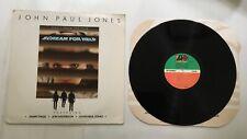 JOHN PAUL JONES 'SCREAM FOR HELP' Film Soundtrack Vinyl LP Jimmy Page
