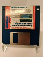 Wordsworth 2 Cover Disk Amiga Format TESTED and working