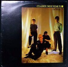 CLASSIX NOUVEAUX - LA VERITE VINYL LP AUSTRALIA