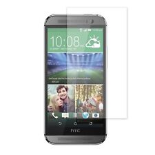 Top Quality Clear LCD Screen Protector Display Film Guard for HTC One M8