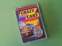 Crazy Cars Commodore 64 C64 Game - The Hit Squad (SCC) Arcade Collection 3