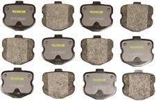 Disc Brake Pad Set-427 Front Monroe DX1185 fits 2013 Chevrolet Corvette