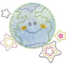 OESD Embroidery Machine Designs CD BABY CELESTIAL