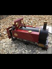 Roundhouse Millie 0 Gauge Live Steam Locomotive