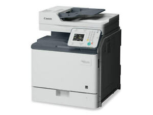 Canon IMAGECLASS MF820Cdn Color MFP Duplex Printer Copier Network Scan Fax 36PPM