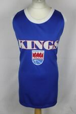 Vintage Kansas City Kings Baloncesto Camiseta majestuoso Hardwood Classics