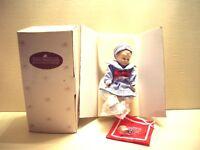 """Ashton Drake Amanda 6"""" Mini Porcelain Picture Perfect Babies Doll"""
