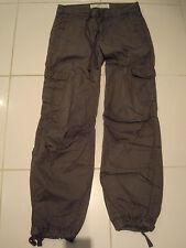pantalon bagguy vert kaki H&M taille 36