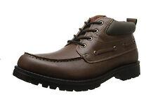 New Mens Tommy Hilfiger Jonesboro Cognac Brown Ankle Boots Size 10 Retail $140