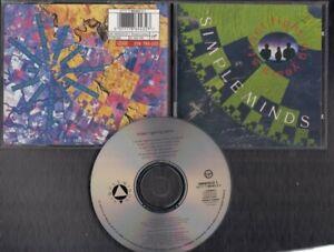 SIMPLE MINDS Street Fighting Years 1989 HOLLAND CD MINT FREEPOST mandala day