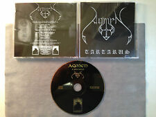 AGMEN - TARTARUS 2006 LTD ED 500 COPIES NEW! MASTER'S HAMMER MANIAC BUTCHER ROOT