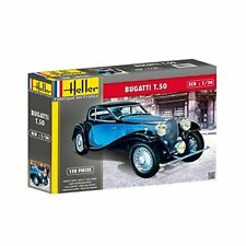 Bugatti Type 50 1932 1/24 Heller (kit Assembly)