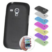 Ultraslim Case Samsung S3 Mini Fine Matte Protective Case Skin Cover Film