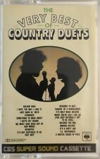 Various Artists - The Very Best Of Country Duets - Cassette Tape Album (C122)