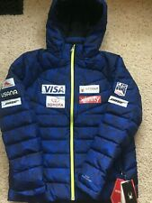 NEW 2019 US SKI TEAM Spyder Men's XL USST Impulse Down Jacket