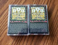 WOW 1999 Gospel 2-Set Religious Devotional Spiritual Cassette Tape 1 & 2