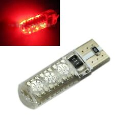 New T10 6 COB CHIPS SMD 194 168 921 920 W5W LED LIGHT BULBS Red + SHELL