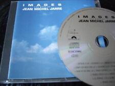 JEAN MICHEL JARRE - IMAGES BEST OF ORIGINAL CD: GREATEST HITS SINGLES VERY