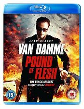 Pound Of Flesh (BLU-RAY) (NEW AND SEALED) (VAN DAMME) (REGION 2) (FREE POST)