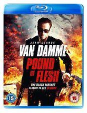 Pound Of Flesh (BLU-RAY) (NEW AND SEALED) (VAN DAMME) (REGION 2)