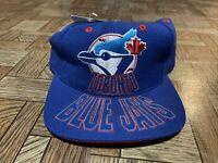 VTG MLB Toronto Blue Jays Baseball Cap Hat Snapback One Size The Game NEW