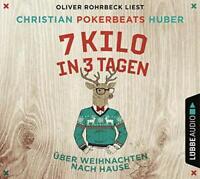 CHRISTIAN POKERBEATS HUBER-7 KILO IN 3 TAGEN:ÜBER WEIHNACHTEN...HAUSE  4 CD NEW