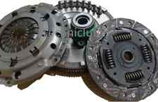 DUAL MASS REPLACEMENT FLYWHEEL AND CLUTCH W/ CSC FOR VAUXHALL ZAFIRA 2.0DTI 16V