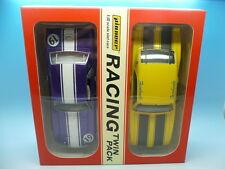 Pioneer Racing Twin Pack RTP 7 Mustang vs Camaro, mint unused