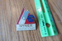 Luge USA NYNEX Invitational Pin Vintage lapel pin tournament competition