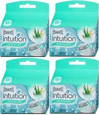 12x Wilkinson Intuition Naturals Sensitive Care Rasierklingen Ersatzklingen
