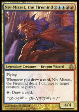 MTG NIV-MIZZET, THE FIREMIND EXC - NIV-MIZZET, IL MENTEFIAMMA - GPT - MAGIC