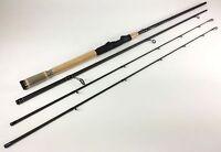 FENWICK HMG SPINNING TRAVEL 7' Medium Light AND Medium Spinning Fishing Rod