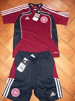 Adidas Sportshirt mit Hose Short Größe 140 Neu ehem. UVP 49,90 Euro Climalite