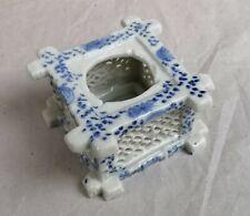 sehr altes chinesisches / japanisches Porzellan Stövchen Teelicht / Asiatika