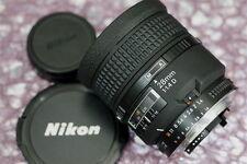 Nikon AF 28mm f1.4 D  #US205735  .......... Minty